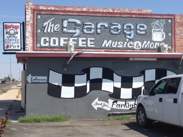 The Garage is ONE